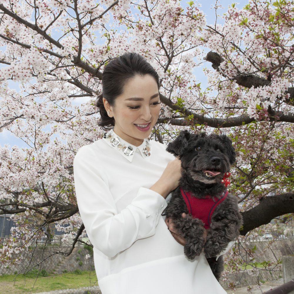 愛犬ルナはオペラ歌手 小川典子さん